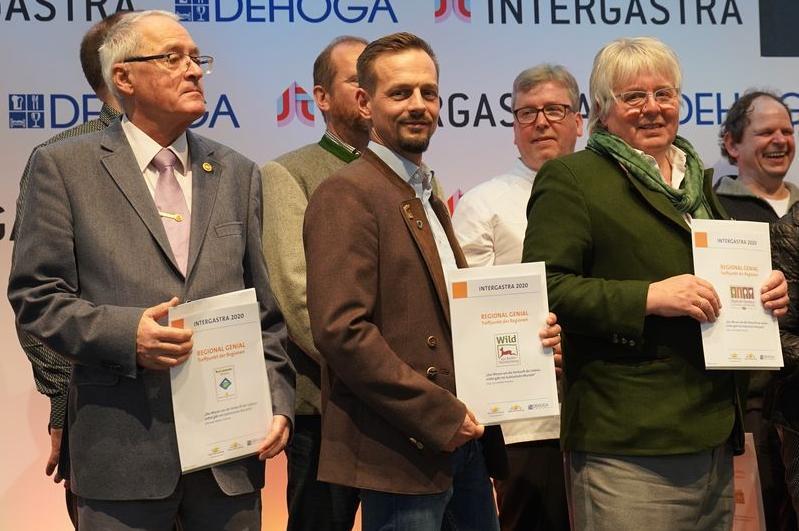 LJV erhält Auszeichnung - Landesjagdverband